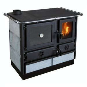 Magnum wood burning cook stove