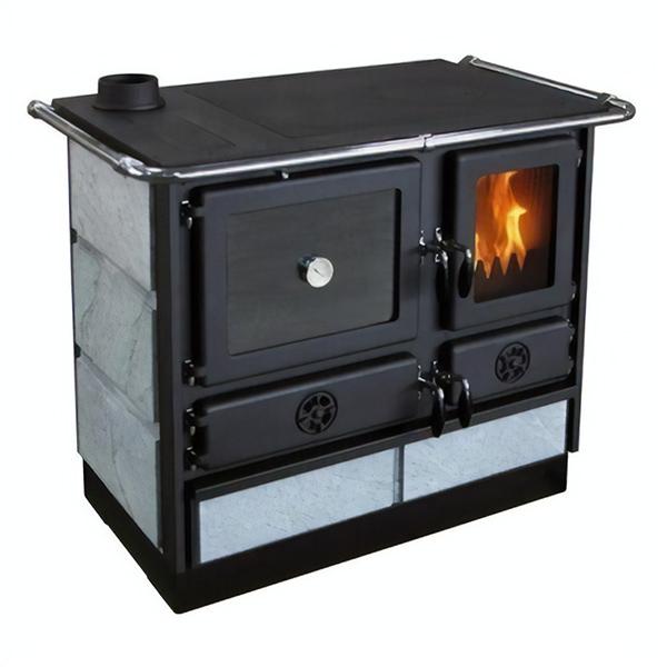 Magnum wood burning cook stove
