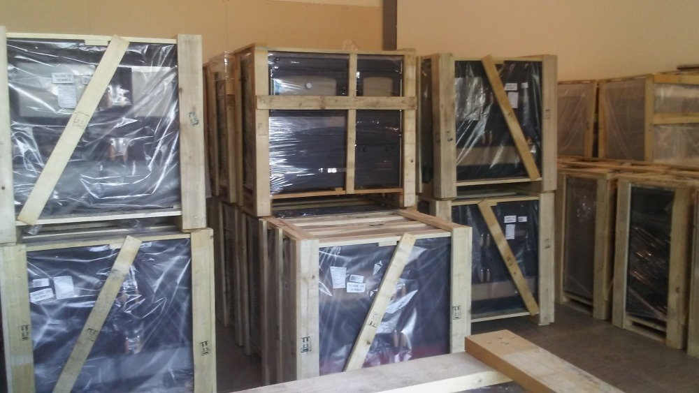 Sopka Inc Warehouse 1 Wood Cook Stoves