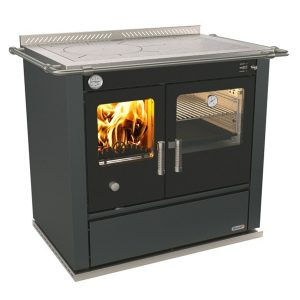 rizzoli st90 hydro thermo wood cook stove