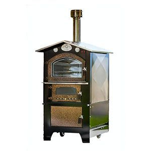 Giove KTM 6065 outdoor pizza ovens