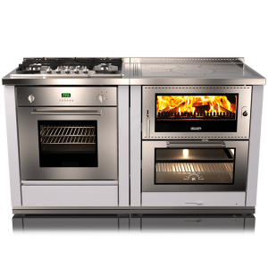 Combo Wood/Gas/Electric Cook Stoves